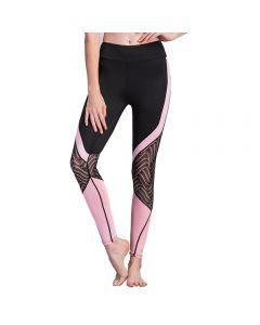Pretty in Pink High waist Yoga Pants